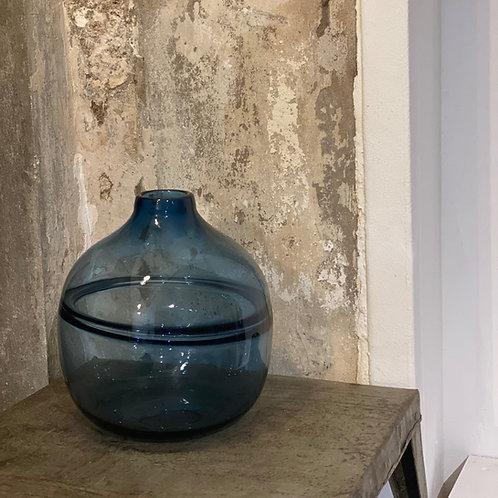 """""""Bobby"""" Vase blau"""