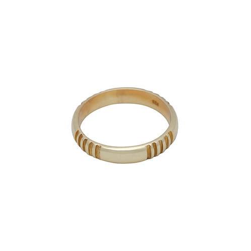 Kahlo Ring Gold