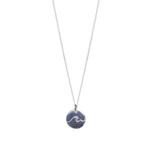 Little Wave Necklace