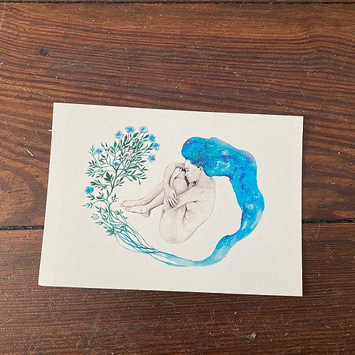 "Postcard ""Annabel Laura 4"""