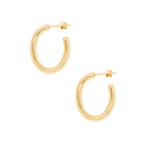 Mina Earrings Gold