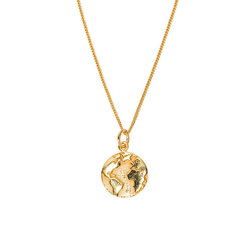 World Necklace Gold