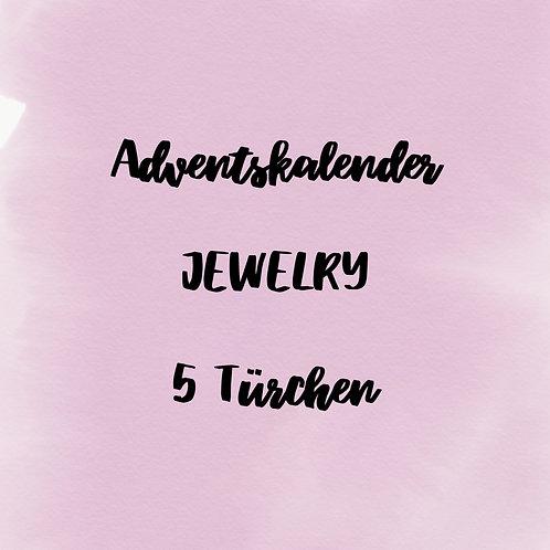 Adventskalender Jewelry