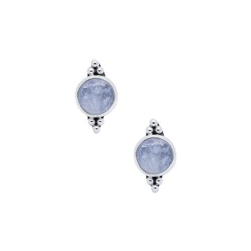 Little Moonstone Earrings