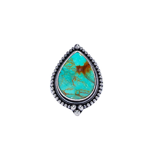 Oceangirl Turquoise Ring