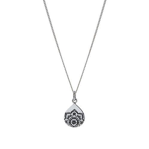 Mandaladrop Necklace