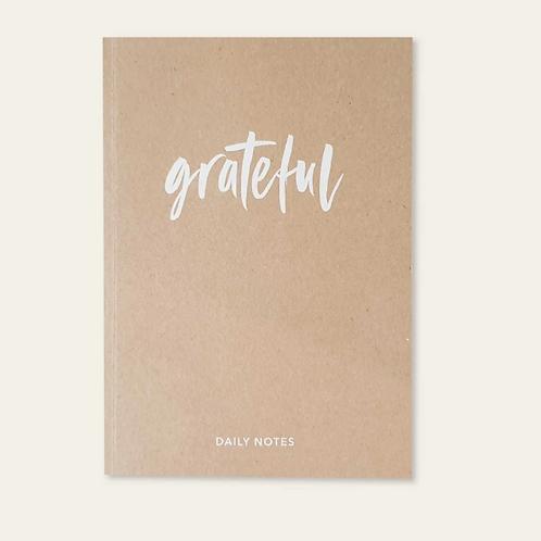 """Grateful"" Buch"