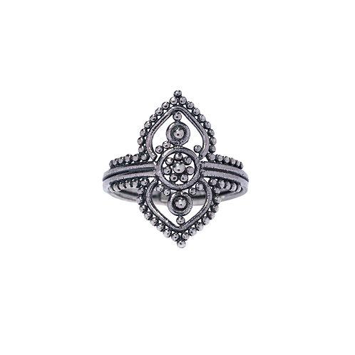 Double Mandala Ring