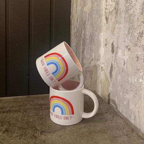 Rainbow Tasse