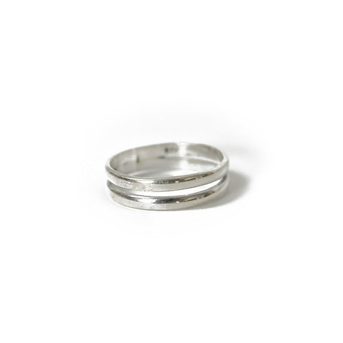 Doubleband Ring