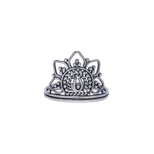 Crown Mandala Ring