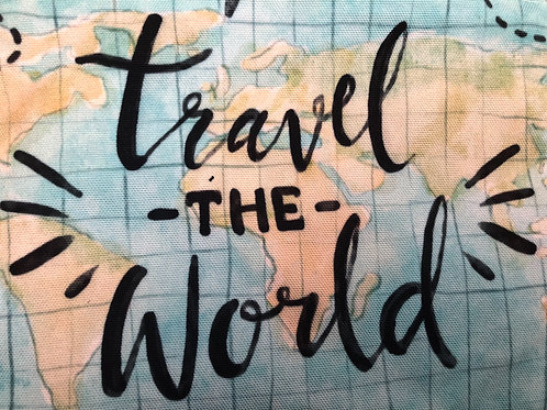 Travel-the-world Bag