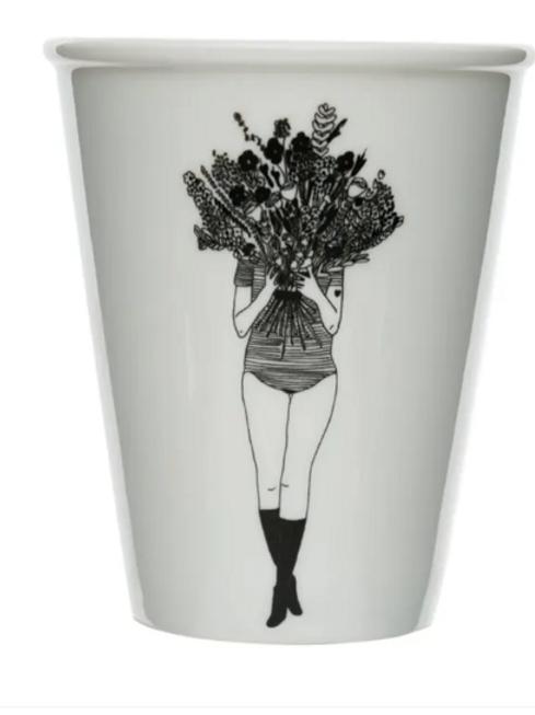 Becher Flowergirl