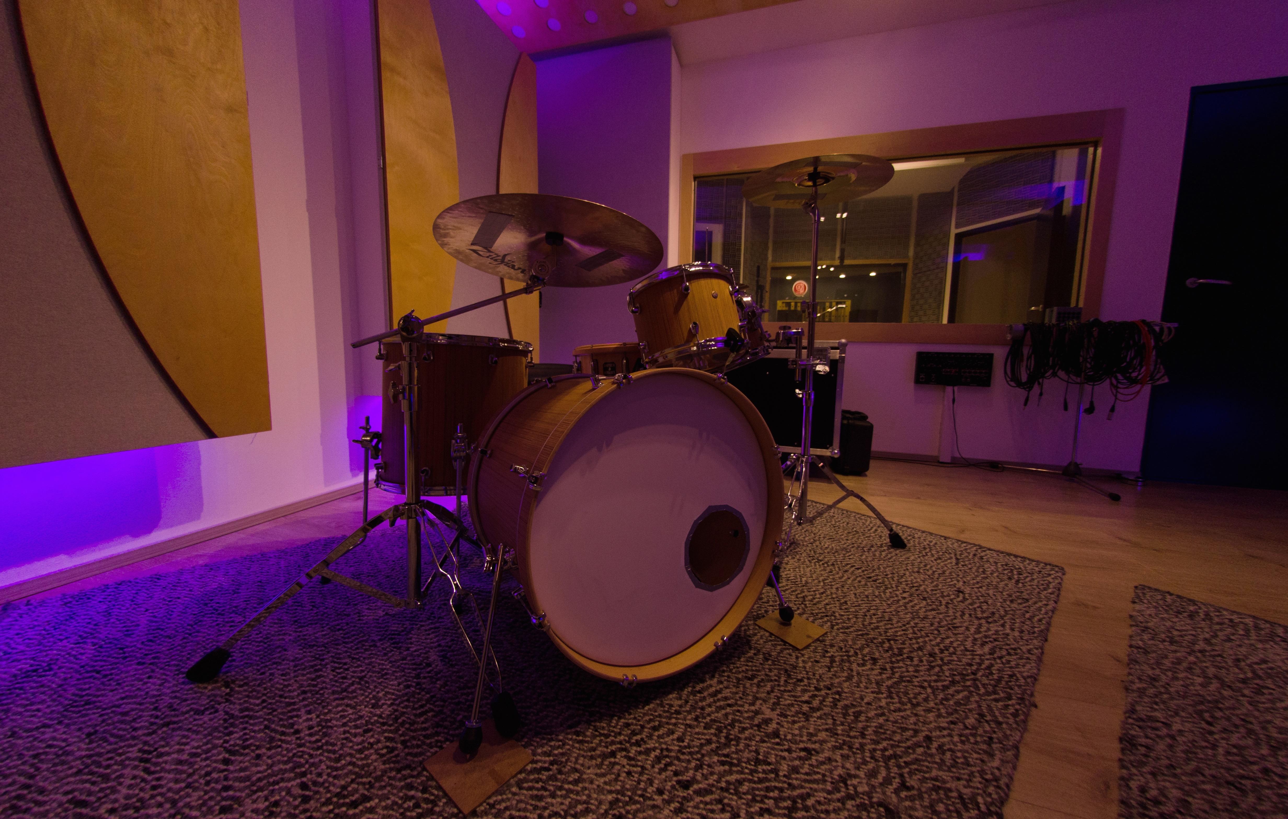 Tonstudio in Wien