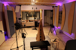 RPM Studio - Harp recording
