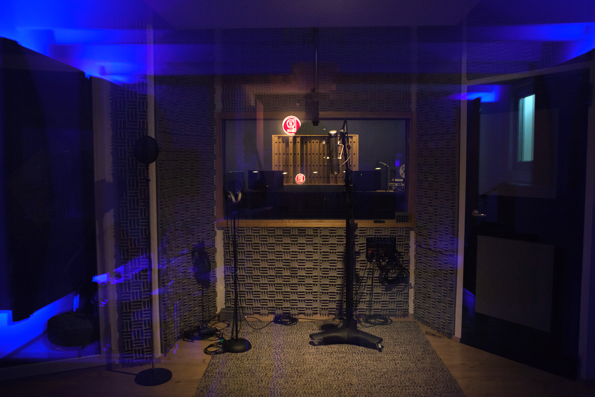 Tonstudio in Wien-RPM Sound Studio