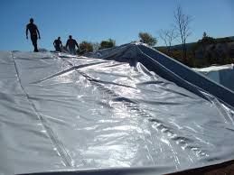 Waterproofing Tarp
