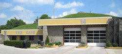 The Cave Fire Station