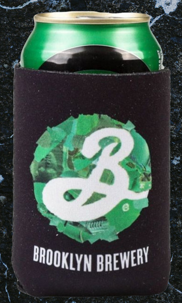 Brooklyn Brewery Full Color Can Koozies