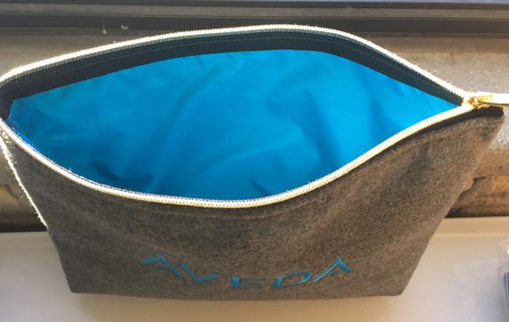 Recyled Felt iPad Bags