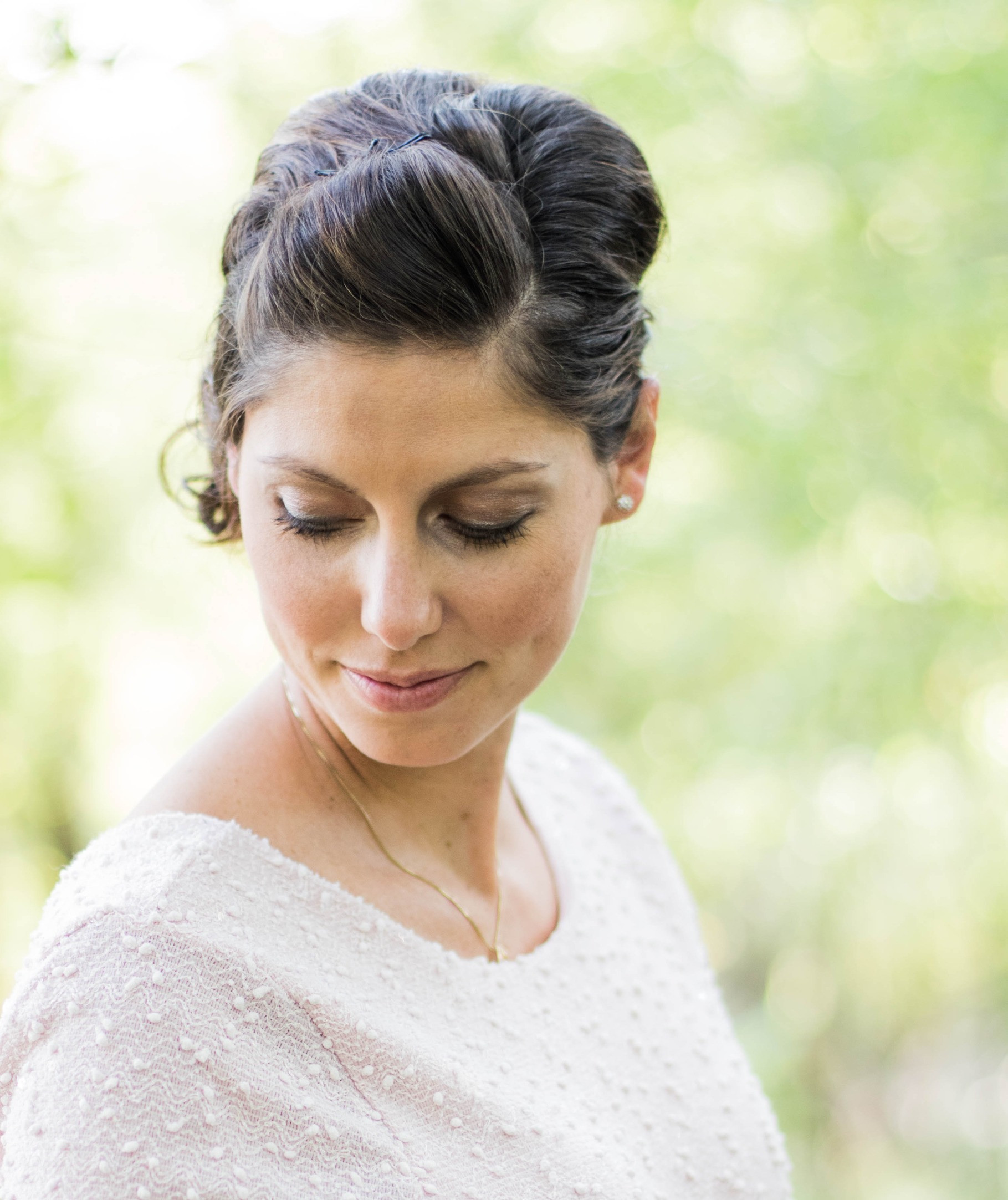 Make up Brautmutter