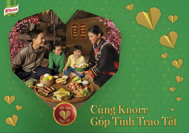 Unilever Vietnam   Góp Tình Trao Tết - Knorr