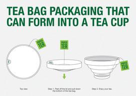 [Concept]   On The Go Tea Bag