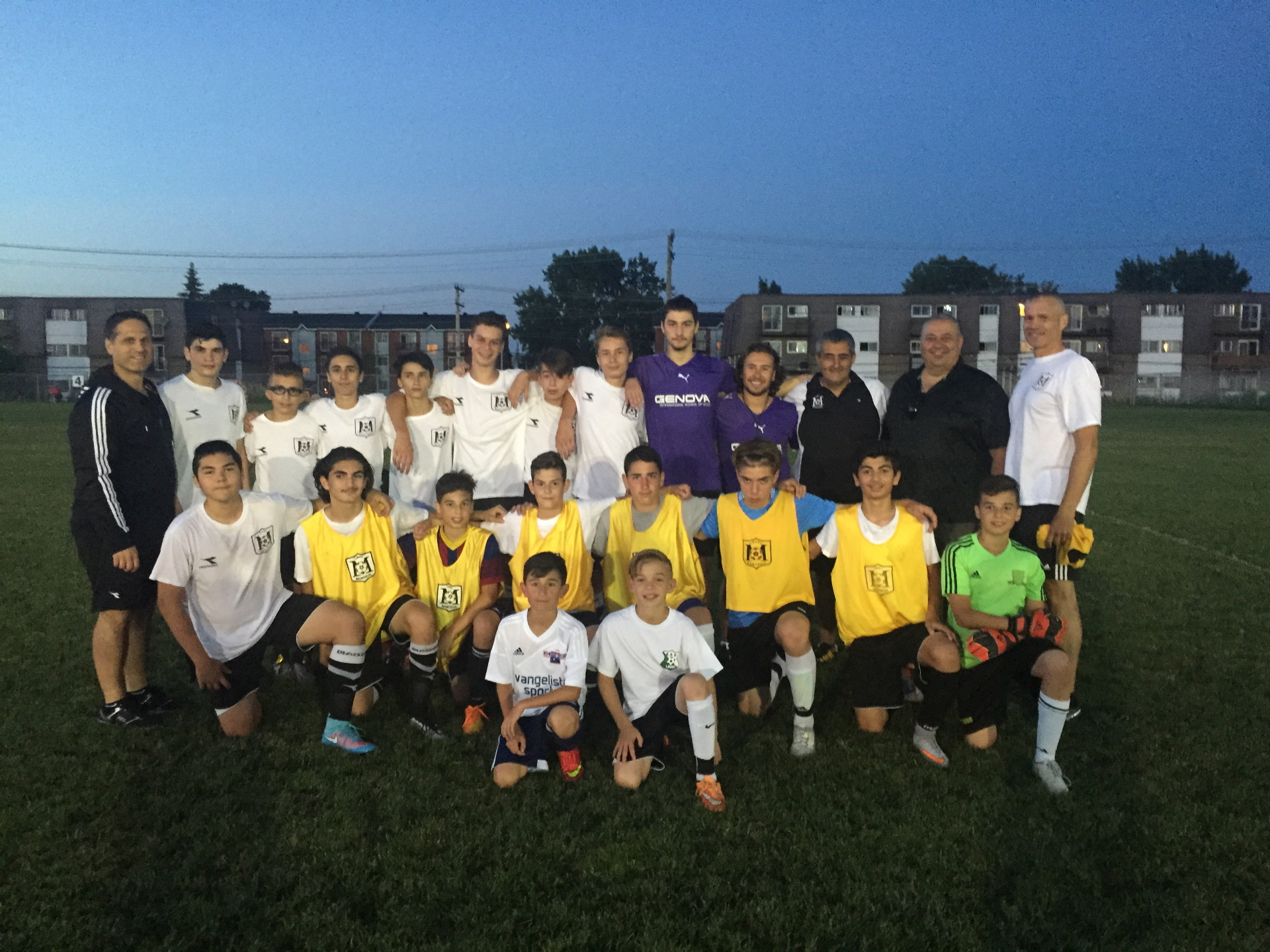 2015 CAMPS MONTREAL