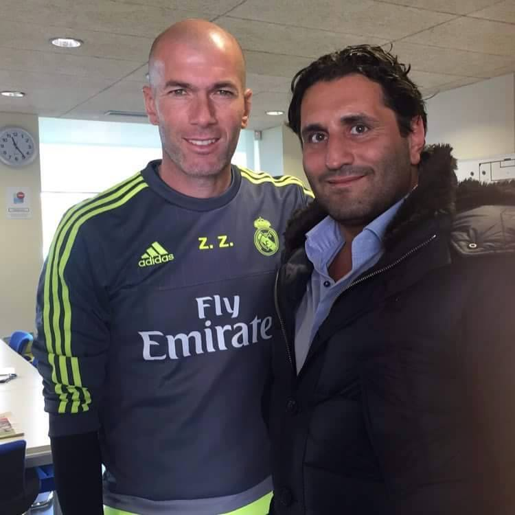 MP & Zidane