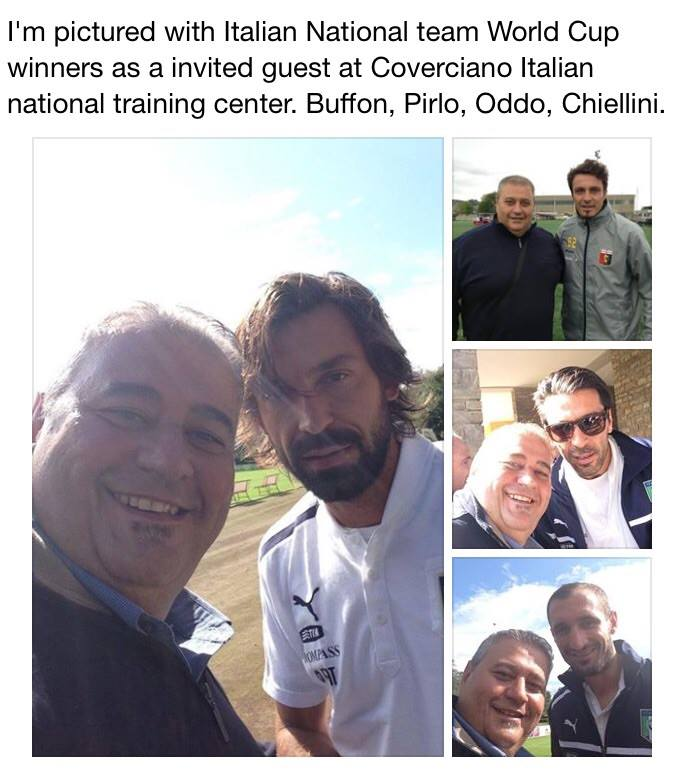 JR &Buffone Pirlo Oddo Chiellini