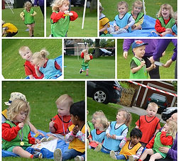 A few pics from our fabulous Sports Day!