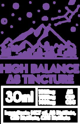 HIGH BALANCE Δ8 30 ml