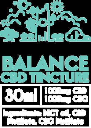 BALANCE CBD 30ml