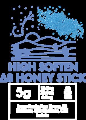 HIGH SOFTEN Δ8 Infused Honey Sticks