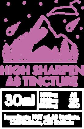 HIGH SHARPEN Δ8 30 ml