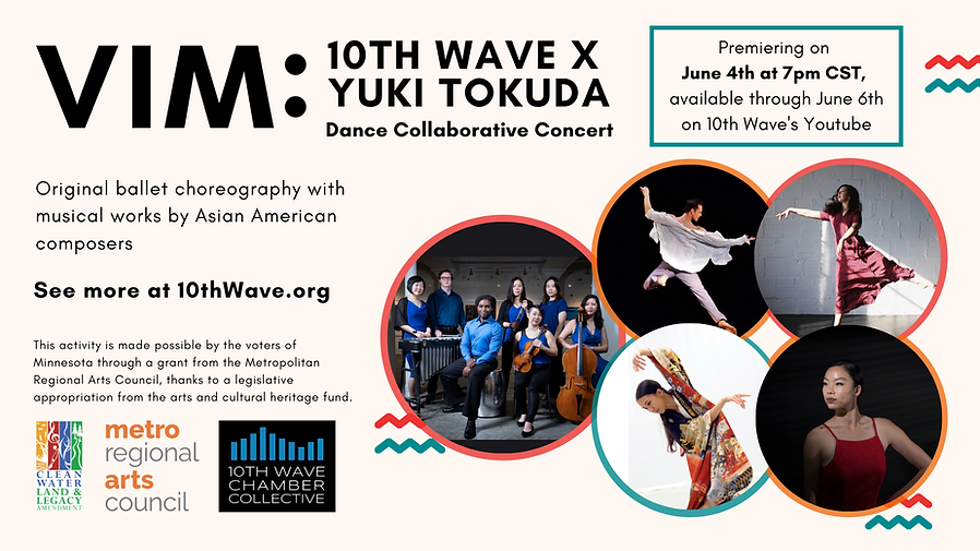10th Wave x Yuki Tokuda - FB Event Cover