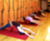YOGA UNION BACKCARE, SCOLIOSIS & THERAPY CENTER   SLINGS  NYC