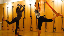 Featured class: Slings & Ropes w/ Jane DoCampo