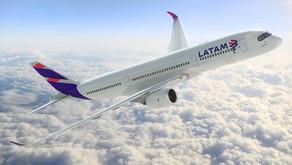Latam retoma voos internacionais em junho; Brasil terá 74 rotas nacionais