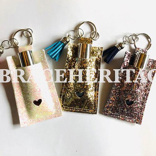 Lipgloss Keychain Holder