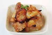 鶏肉の柚りっ子焼き