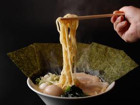 料理撮影 横浜家系ラーメンの撮影(出張)