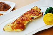 魚の柚りっ子焼き