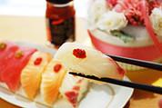 刺身・お寿司