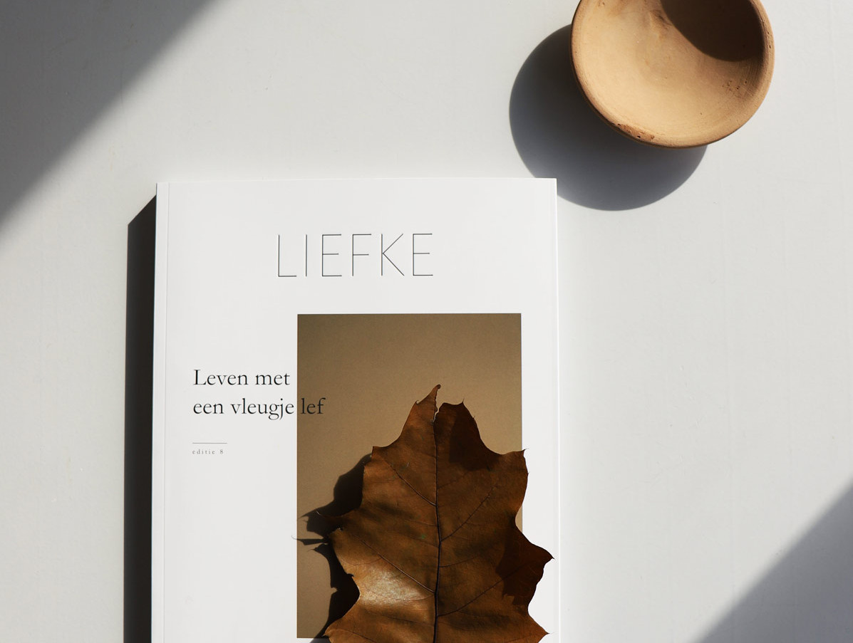 Social media content for Liefke Magazine  Styling & photography by Iris Rozendaal