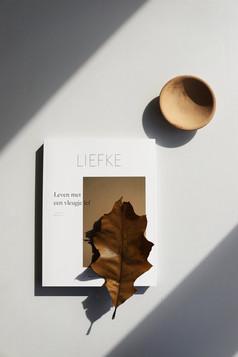 Social media content for Liefke Magazine