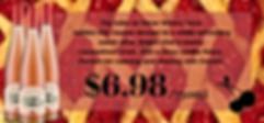 Oliver Cherry Cobbler Wine sale flyer