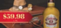 Chivas scotch 1.75L on sale $59.98