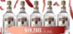 Skol vodka sale flyer