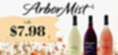 Arbor Mist wine sale flyer.png